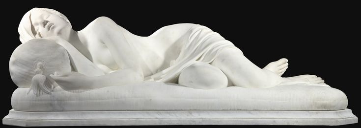 argenti, giosuè il sonno dell'     sculpture     sotheby's n09614lot74cfpen