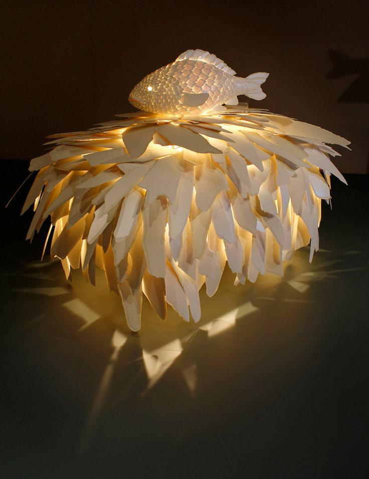 Frank Gehry's Fish Obsession Swims Full Circle. | if it's hip, it's here