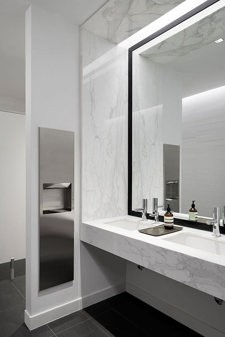 45 best Commercial - Bathrooms images on Pinterest | Bathrooms ...