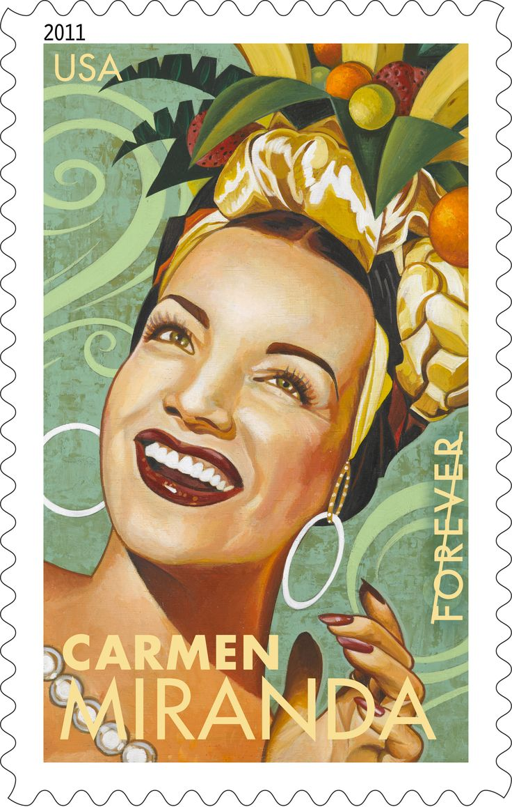 Carmen Miranda na cultura popular – Wikipédia, a enciclopédia livre