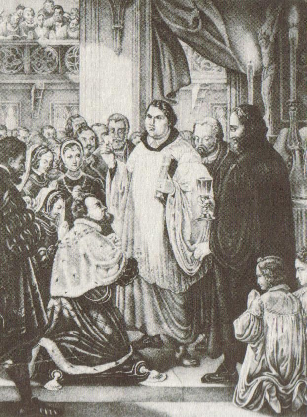 martin luther and baptism The lutheran stance on baptism is somewhat of an anomaly in american christianity, where baptist theology is the default luther vehemently opposed the idea that baptism was the result of any human act.