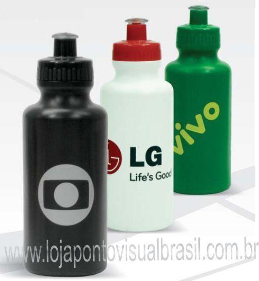 Squeeze Plástico 500 ml Personalizado