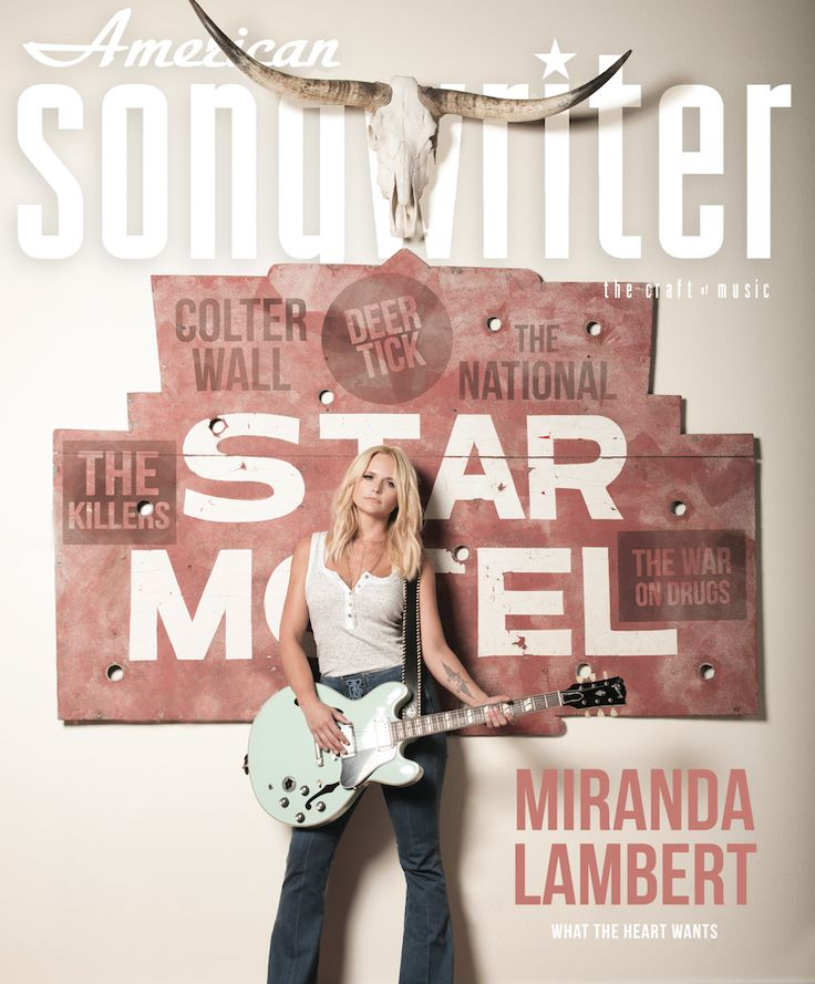 The September/October 2016 issue, featuring Miranda Lambert on the cover, his newsstands September 12, but the digital edition will be ready and available for download on September 6.