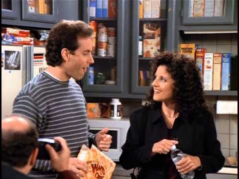 Seinfeld Season 8 Bloopers & Outtakes - YouTube