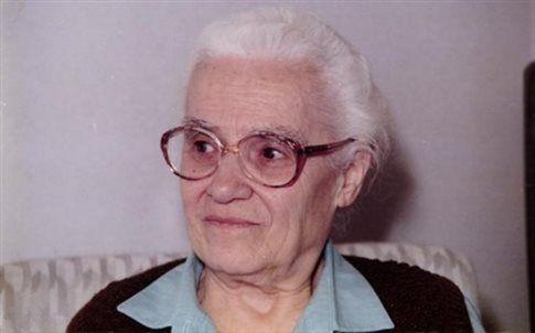 Απεβίωσε η Ναουσαία αγωνίστρια του ΕΑΜ, Ευθυμία Κιάου