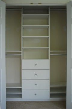 small closets solutions | Save to Ideabook