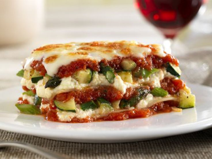 Lasagne with Fresh Vegetables - Barilla