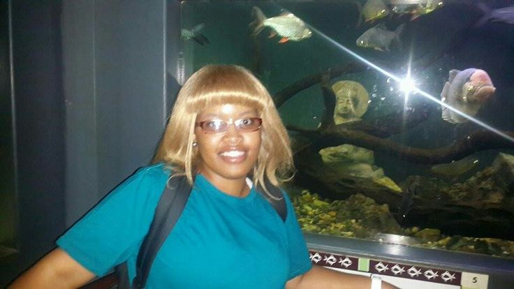 Fishes behind me