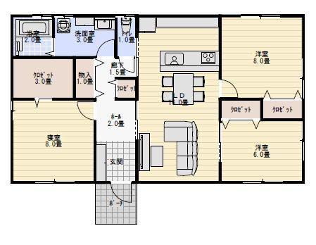 3LDK注文住宅の間取り図集【おすすめ平屋・2、3階建て】|注文住宅の教科書:FP監修の家づくりブログ