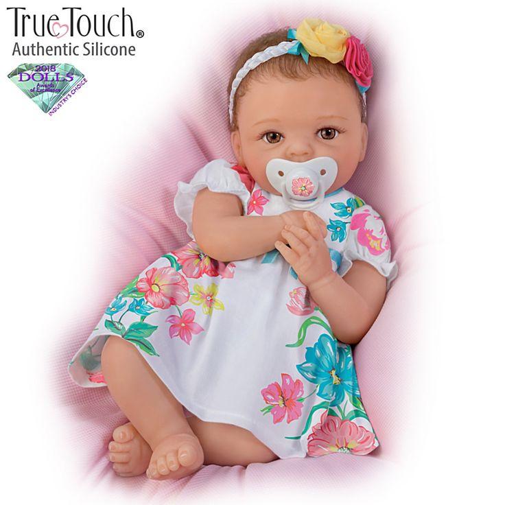 """So Truly Real """"Breathing"""" Lifelike Ashley Baby Doll ..."""