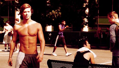 Drew Van Acker, aka, Jason DiLaurentis on Pretty Little Liars