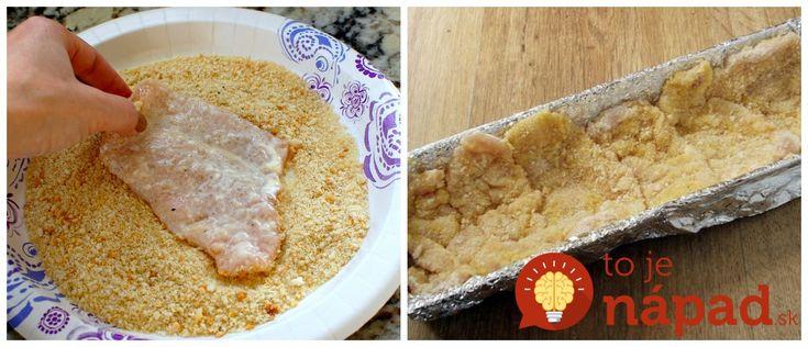 Už ste niekedy ochutnali roládu z rezňov? Ak nie, tak tento nápad by ste rozhodne mali spoznať, ide o najchutnejšie predjedlo, alebo pochúťku na studené misy. Ak vám to nestačí, pridajte k nej zemiaky alebo zeleninový šalát a máte perfektné hlavné jedlo!