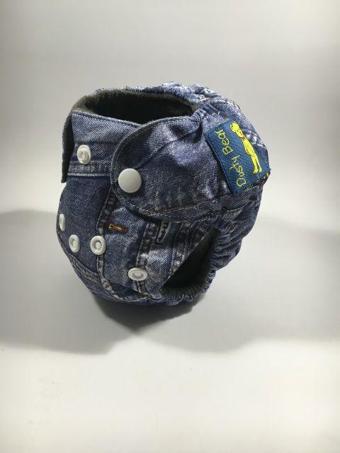 Denim - Premature Modern Cloth Nappy