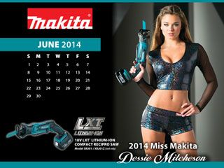 MAKITA Industrial Power Tools - The Leader In Cordless with 18V LXT Lithium-Ion