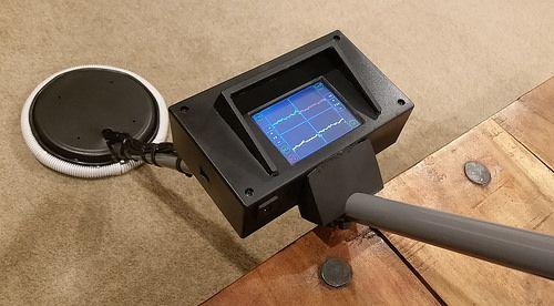 Fabriquer un détecteur de métaux maison avec une Arduino Mega