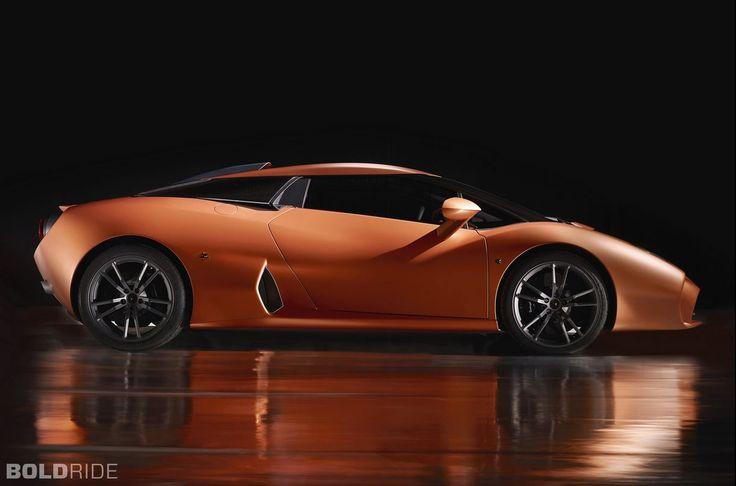 Lamborghini Zagato 5-95 (2014 )
