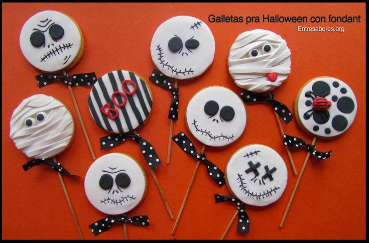 Galletas: decoración paso a paso