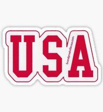 BRANDY MELVILLE USA Sticker