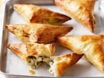 Recipe of the day: Spinach & feta turnovers