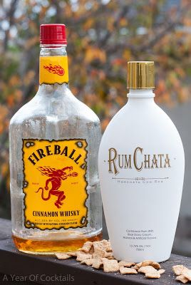 pumpkin punch with cinnamon infused rum recipe dishmaps pumpkin punch ...