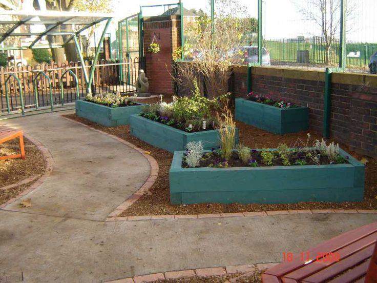 Garden Ideas Railway Sleepers 283 best garden ideas images on pinterest | gardening, landscaping