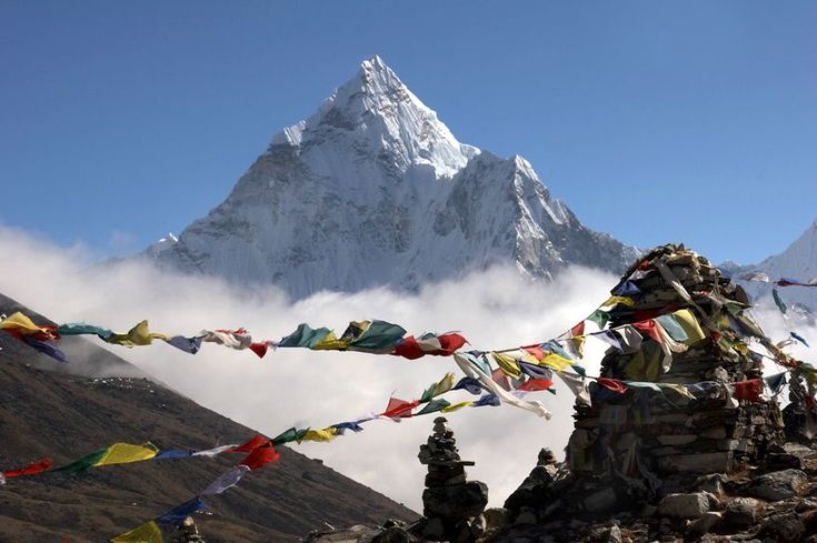 Can't say that I'm able (or even willing) to climb Mt. Everest, but I've looked into it, and base camp is doable!