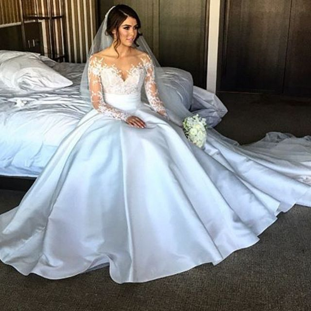 744 best Wedding images on Pinterest | Wedding dressses, Evening ...