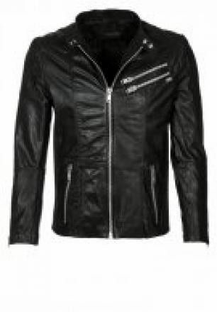 Ulsan Mens Leather Jacket