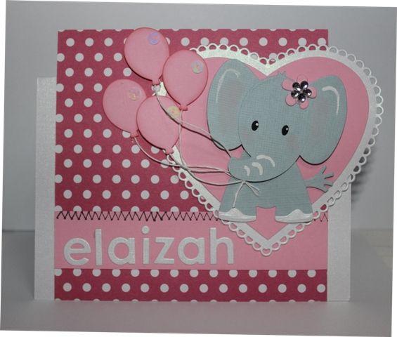 Elaizah 4 jaar