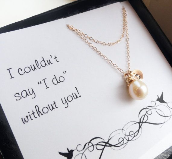 cute way to ask bffs to be your bridesmaids