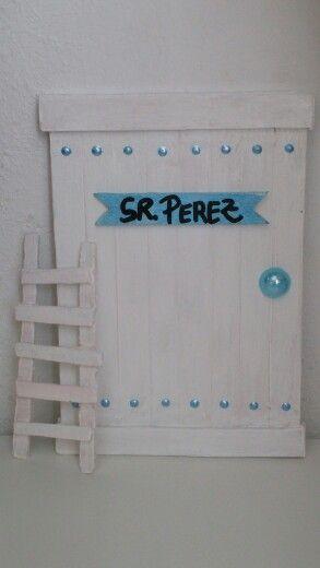 Puerta del Ratoncito Pérez de laloladreams.blogspot.com