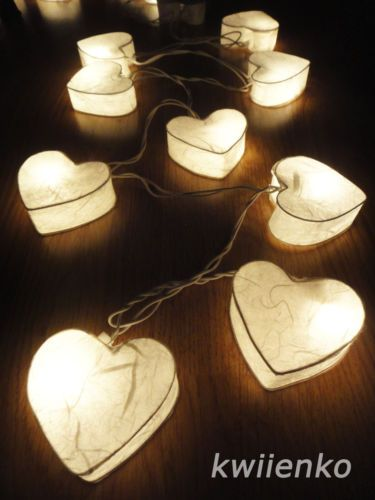 20-White-Heart-Lantern-Fairy-String-Lights-Wedding-Living-Bedroom-Home-Decor