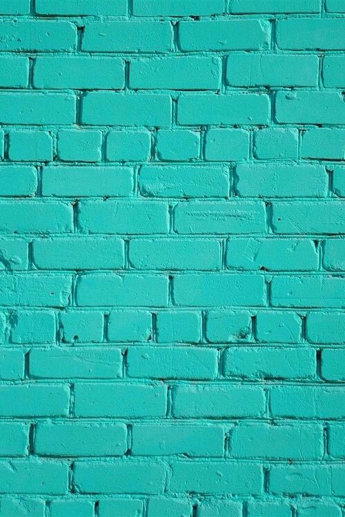 Turquoise walls! Awesome wallpaper for your iPhone iPad or androids!