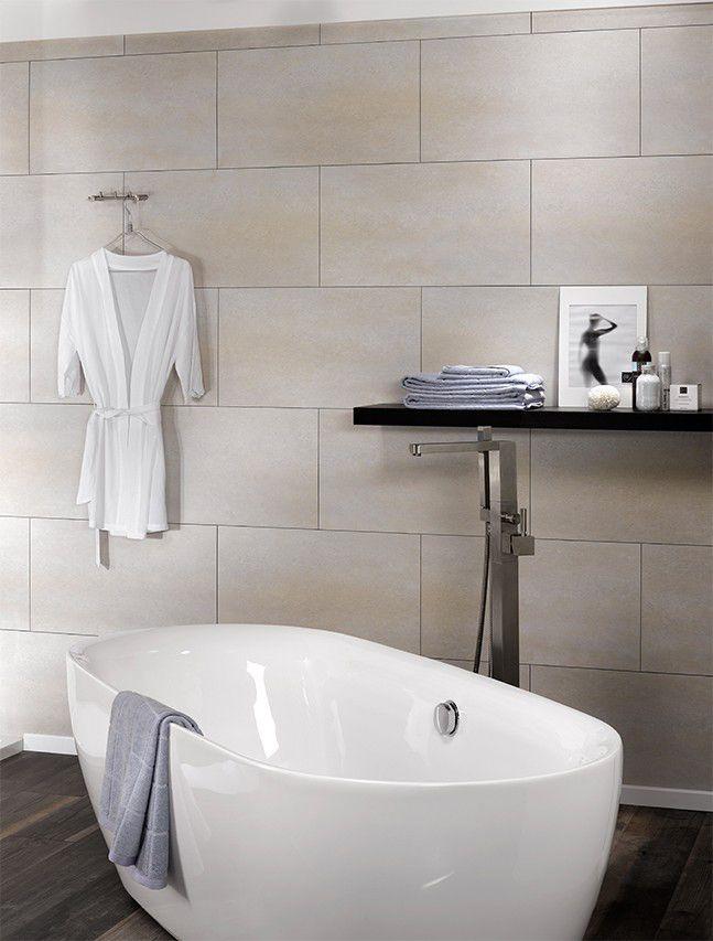 190 best salle de bains images on pinterest bathrooms bathtubs and porcelain hexagon tile. Black Bedroom Furniture Sets. Home Design Ideas