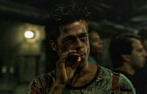Brad Pitt, #FightClub
