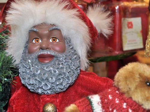 424 Best African American Santa Images On Pinterest
