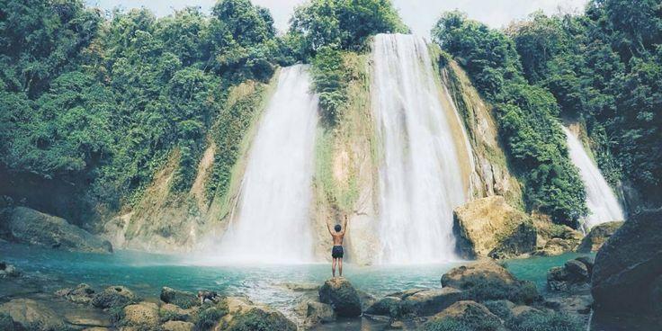 daftar wisata air terjun di sukabumi