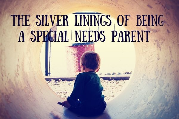 While looking back at my previous blog topics, it occurred to me that the majority of my posts revolve around the trials of raising a special needs child. I feel like I have done you a huge disservice by failing to mention the silver linings of being a special needs parent! In the midst of �