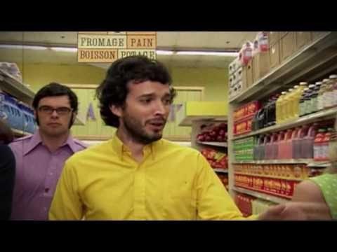 Flight of the Conchords Ep 8 'Foux Da Fa Fa' - YouTube