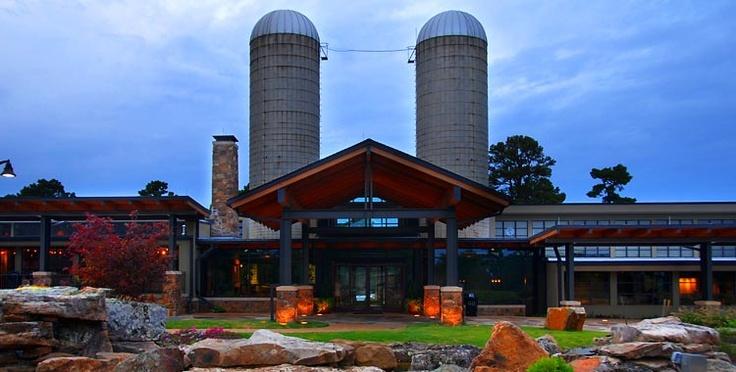 Winthrop Rockefeller Institute, Petit Jean Mountain, AR