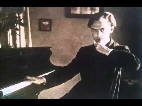 Cyril Scott - Ballade For Cello And Piano (1934) - YouTube