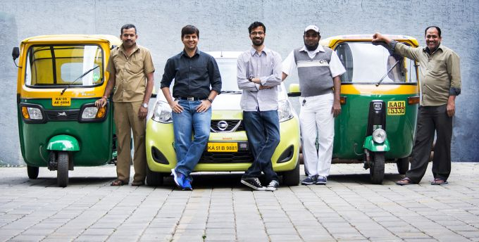 Ola Ubers Archrival In India Hires Its First CFOIndian ride-sharing company Ola boosted its efforts to beat Uber this month when it closed its $500 million Series F round and fresh off the heels of that news it has confirmed the hiring of its first CFO. Read More