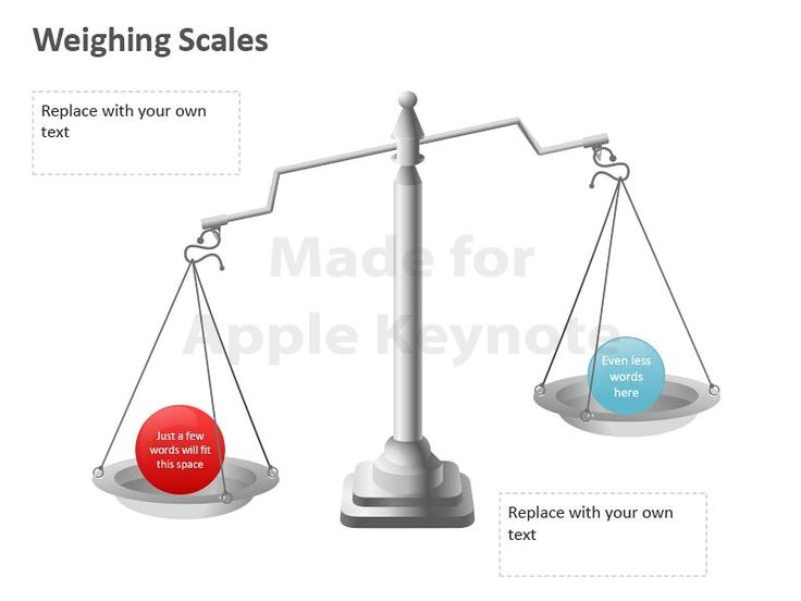 Life Analogies for Business Presentation: Apple Keynote Template