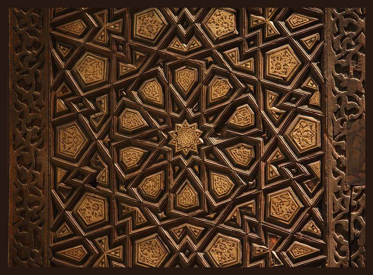 Islamic Geometry Geometri, Sanat, Desenler