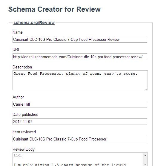 How to Add Reviews to Your Site Using Schema Structured Data Markup | Search Engine Watch