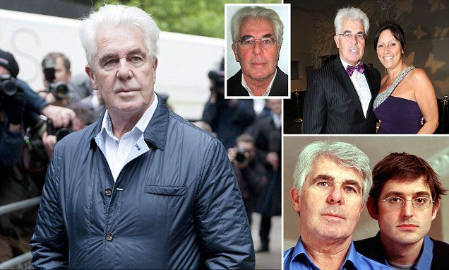 Disgraced former celebrity publicist Max Clifford, 74, has died