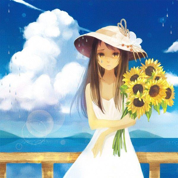 Summer dress zerochan cute