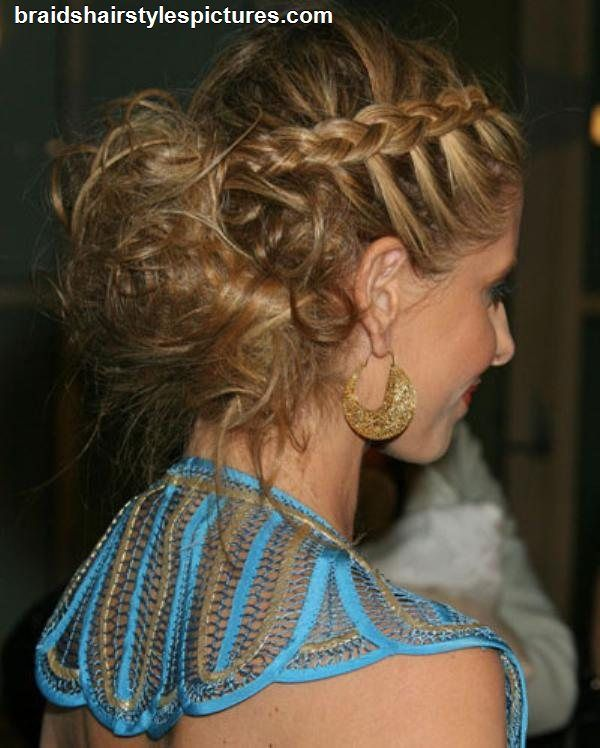 Fantastic 17 Best Images About Br8Ds On Pinterest Braid Hairstyles Crown Short Hairstyles For Black Women Fulllsitofus