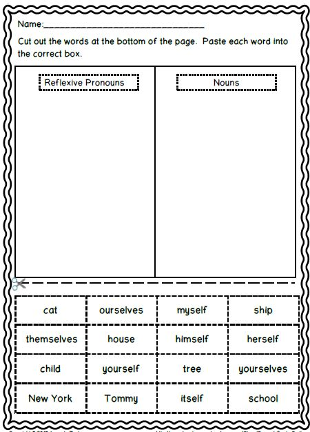 17 Best Images About Grammar Centers For 2nd Grade On