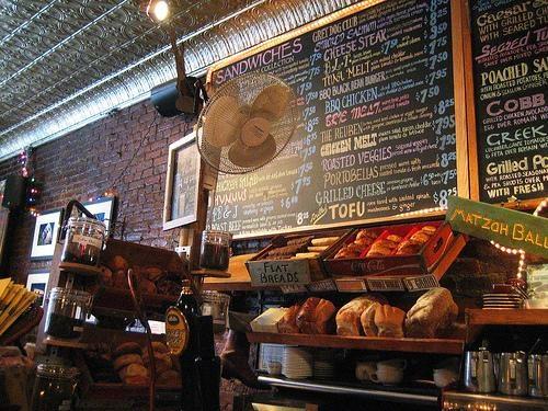 Grey Dog Cafe in NY